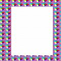 Border Frames Square Buy Any Faa Produt Or Download For Self-printing  Navin Joshi Rights Managed Im by Navin Joshi