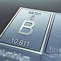 Boron Chemical Element by Science Picture Co