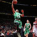 Boston Celtics V Washington Wizards by Ned Dishman