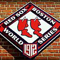 Boston Red Sox 1912 World Champions by Stephen Stookey