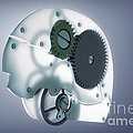 Brain Mechanism by Science Picture Co