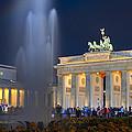 Brandenburger Tor by Steffen Gierok
