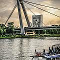 Bratislava Bridge by Chris Smith