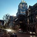 Brazos Street Austin Texas by James Granberry