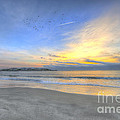 Breach Inlet Sunrise by Dale Powell