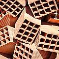 Bricks by Tom Gowanlock