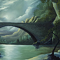 Bridge To Nowhere by James Christopher Hill