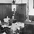 Bridges Deportation Hearing by Underwood Archives