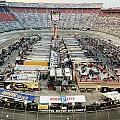 Bristol Motor Speedway by Alan Pearson