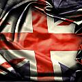 British Flag 10  by Les Cunliffe