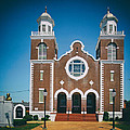 Brown Chapel In Selma Alabama by Mountain Dreams