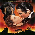 Brussels Griffon Art - Gone With The Wind Movie Poster by Sandra Sij