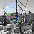 Bubbles Big Ben by David French