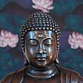 Buddha Statue Denver by Jeff Black
