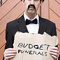 Budget Funerals by Jorgo Photography - Wall Art Gallery
