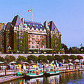 Buildings At The Waterfront, Empress by Panoramic Images