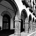 Buildings In Ponta Delgada by Gaspar Avila
