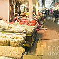 Bujeon Market In Busan by Tuimages