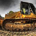 Bulldozer by Brandon Alms