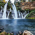Burney Falls by Dianne Phelps