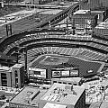 Busch Stadium Saint Louis Mo by Bill Cobb