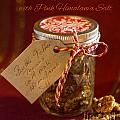 Butter Toffee Pecan Nuts With Himalania Salt by Iris Richardson