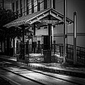 Cadrecha Plaza Station by Marvin Spates
