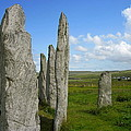 Callanish Stones by Denise Mazzocco