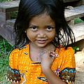 Cambodian Innocence by Jennifer Fordham