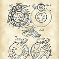 Camera Shutter Patent 1910 - Vintage by Stephen Younts