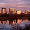 Canada, Saskatchewan, Saskatoon by Panoramic Images