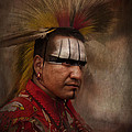Canadian Aboriginal Man by Eduardo Tavares