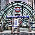 Canary Wharf by David Pyatt