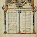 Canon Table Page Unknown Constantinople by Litz Collection