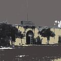 Canutillo Hacienda As Given To Pancho Villa  C.1920-2013 by David Lee Guss