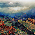Canyon Clouds by Brian Kerls