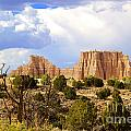 Capitol Reef National Park. Catherdal Valley by Southern Utah  Photography