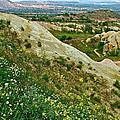 Cappadocia Landscape-turkey by Ruth Hager