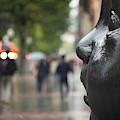 Carmen Awake Street Sculpture by Panoramic Images