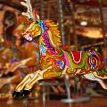 Carousel In Bournemouth by Chris Day