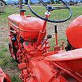 Case Tractor by Trent Mallett