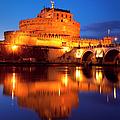 Castel Sant Angelo by Brian Jannsen