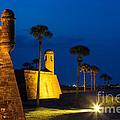 Castillo De San Marcos St. Augustine Florida by Dawna Moore Photography