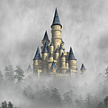 Castle In The Clouds by David Griffith