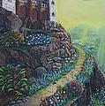 Castle Mountain by Andre Platonov