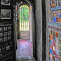 Castle Passageway by Dave Mills