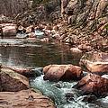 Castor River by Larry Braun