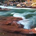 Castor River by Steve Stuller
