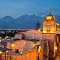 Catalina Convent Arequipa by U Schade