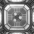 Ceiling Of Leadenhall Market In London by Chevy Fleet